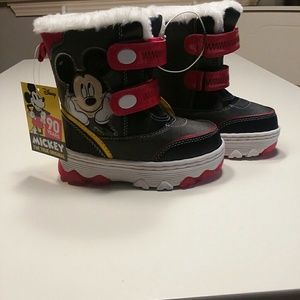🆕 Disney Mickey Mouse Boots